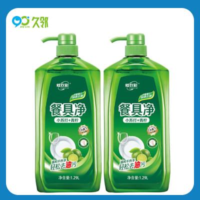 【久邻严选】餐具果蔬净洗洁精1.29L*2瓶