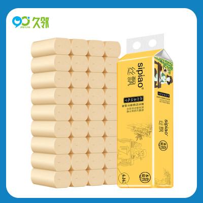 【久邻严选】丝飘&卷纸卫生纸巾14卷/提