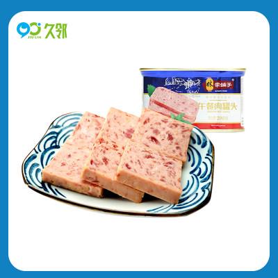 【久邻严选】午餐肉罐头即食下饭菜200g*3罐