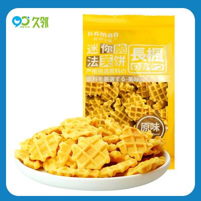 【久邻严选】日式法芙饼薄脆饼干蛋黄煎饼5袋