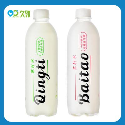 【久邻严选】秋林气泡水四口味450ml*12瓶