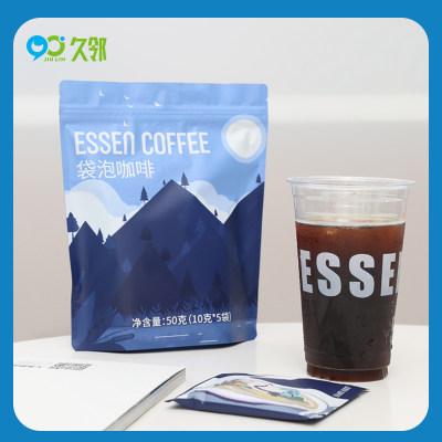 【久邻严选】逸山精品冷萃袋泡纯黑咖啡美式5袋