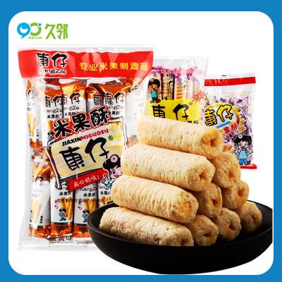 【久邻严选】米果酥能量棒充饥小零食260g/袋(约57根)