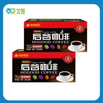 【久邻严选】后谷-云南速溶纯苦黑咖啡粉2g*20袋