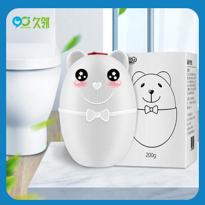 【久邻严选】兔力-蓝泡泡洁厕宝马桶除臭去异味*2瓶