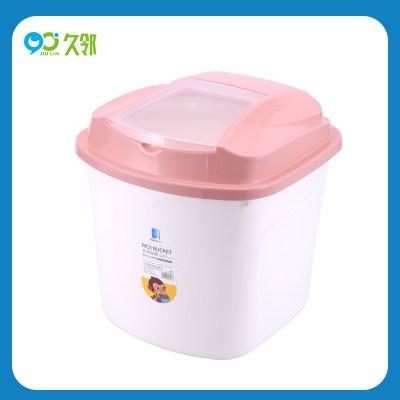 【久邻严选】家用&防潮防虫收纳米桶容量约20斤