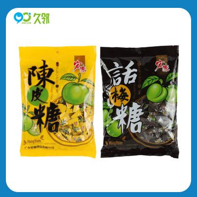 【久邻严选】陈皮糖话梅糖酸糖小零食水果糖