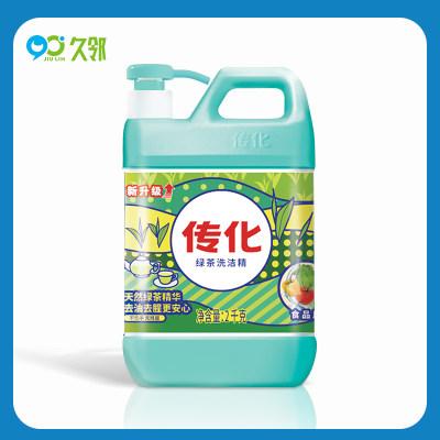 【久邻严选】传化-家用绿茶/生姜洗洁精大容量