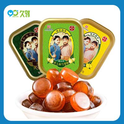 【久邻严选】潘高寿-胖大海金银花润喉糖3盒
