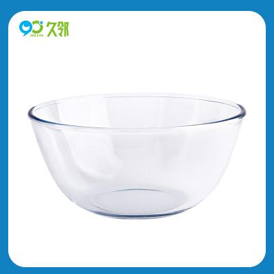 【久邻严选】透明玻璃碗多规格任选