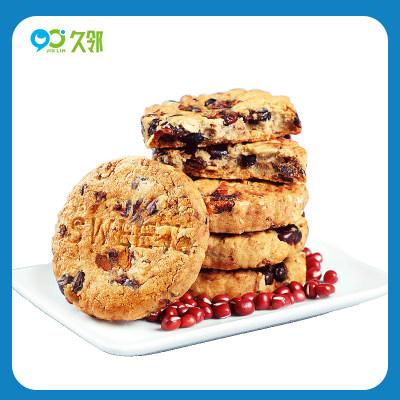 【久邻严选】红豆薏米燕麦全麦代餐饼干420g
