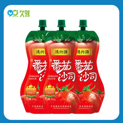 【久邻严选】鸿兴源-番茄沙司番茄酱330g*3