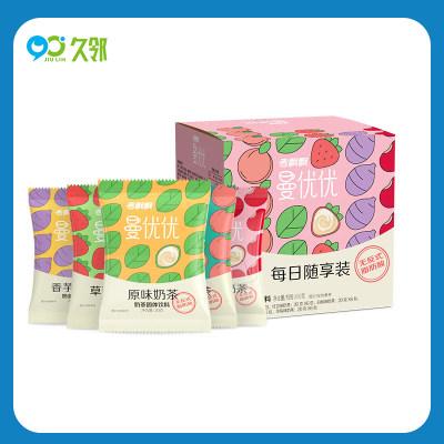 【久邻严选】曼优优&速溶奶茶30袋/盒