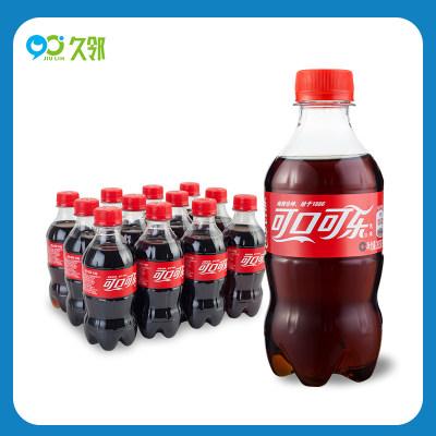 【久邻严选】可口可乐迷你装300ml*12瓶