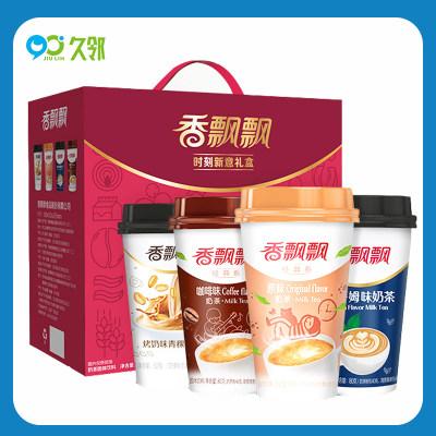 【久邻严选】香飘飘-奶茶时刻新意礼盒装16杯