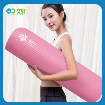 【久邻严选】奥义-健身舞蹈瑜伽垫2件套(10mm厚)