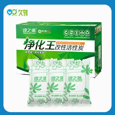 【久邻严选】绿之源-活性竹炭包车家两用2kg(约20包)